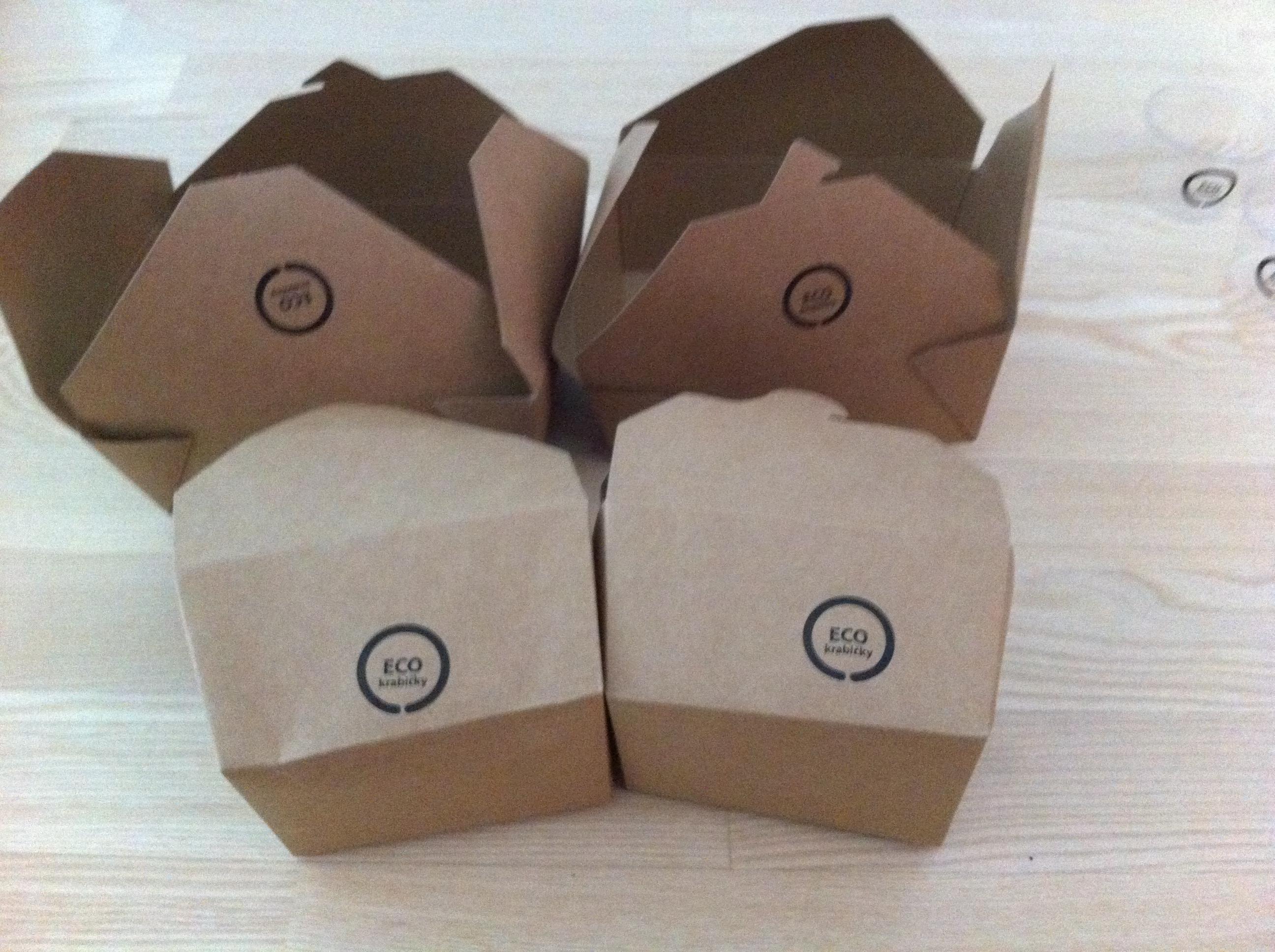 ECO krabicky